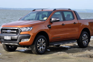 2016 Ford Ranger Wildtrak 4K Wallpaper