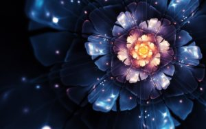 3D Abstract Flower 4K Wallpapers