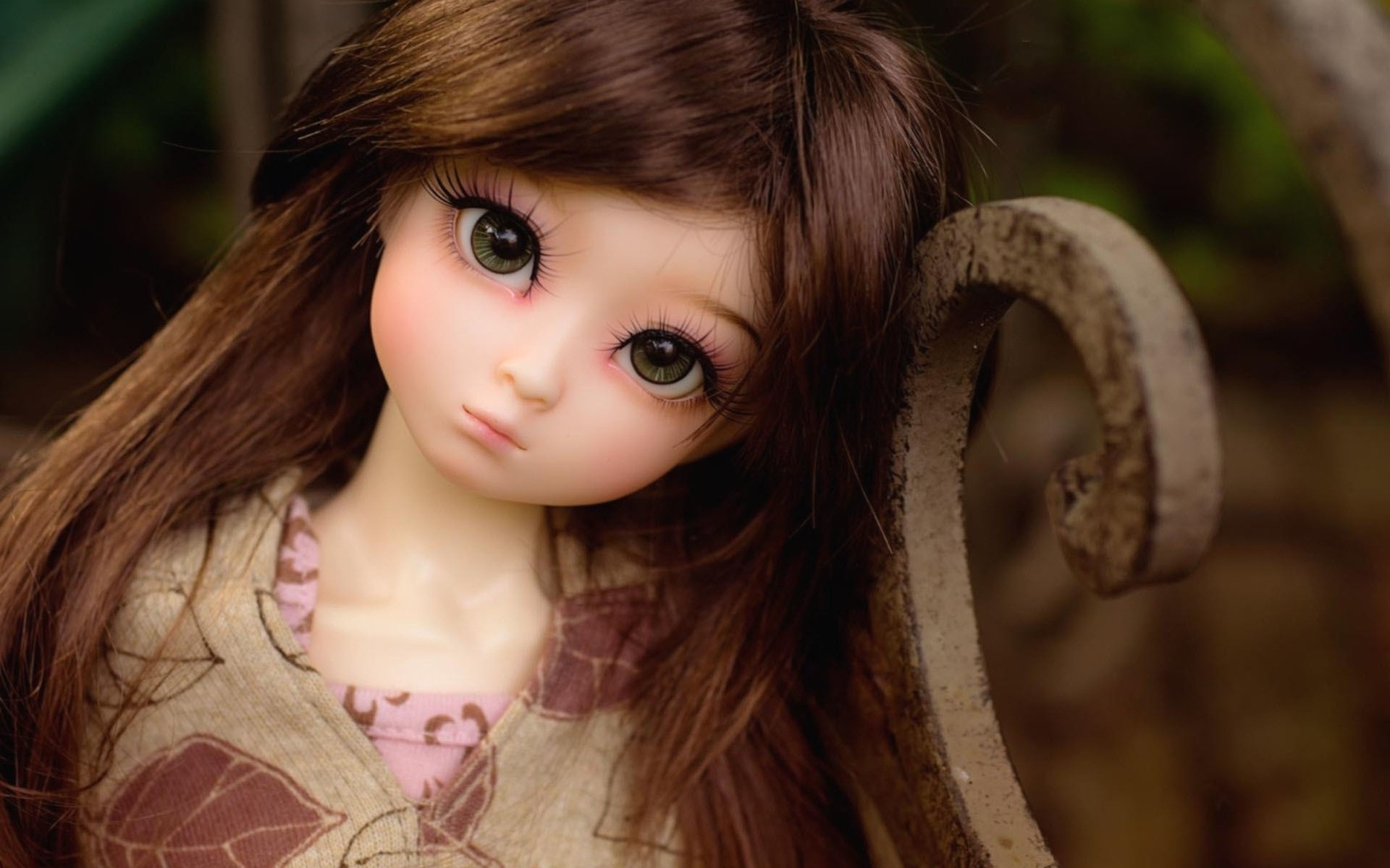 Hd wallpaper doll - Pretty And Innocent Most Beautiful Doll Wallpapers