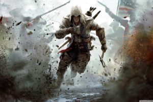 Assassin's Creed 3 Connor Free Running