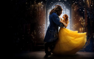 Beauty and the Beast 2017 4K 8K