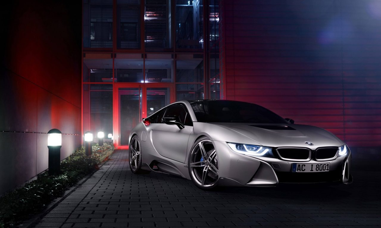 Bmw I8 Designed By Ac Schnitzer Wallpaper Hd Wallpapers