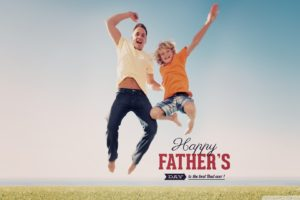 Fathers Day HD desktop wallpaper