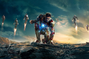 Iron Man 3 New Wallpapers