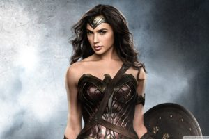 Wonder Woman Gal Gadot HD desktop wallpaper
