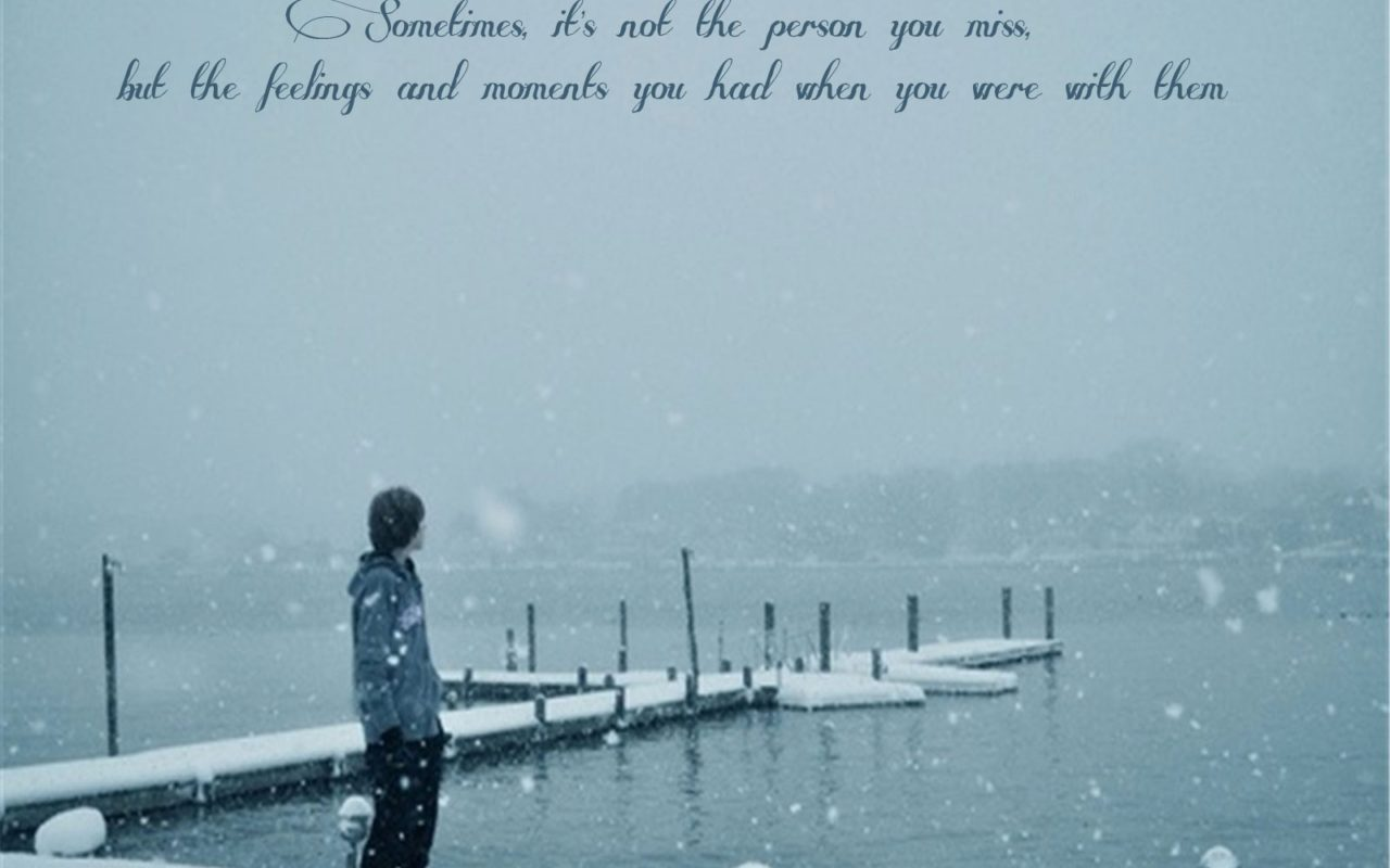 Missing Someone Beautiful Sad Quotes Images Hd Wallpapers