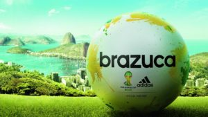 Adidas Brazuca Match Ball FIFA World Cup 2014 Wallpapers