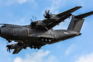 Airbus A400M Atlas Military Transport Aircraft Wallpapers