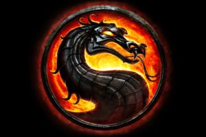 Mortal Kombat Dragon Wallpapers