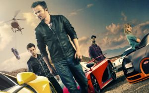 Need for speed 2014 Aaron paul Tobey marshall Dino brewster Dominic cooper Imogen poots Julia maddon