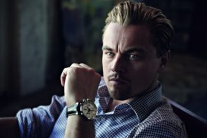 Leonardo dicaprio Actor Man Watch Bristles