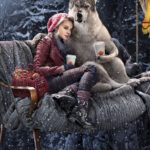red_riding_hood_dog_girl_wolf_forest_winter_composition_96568_1920x1200
