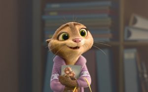 Zootopia 2016 Mrs otterton