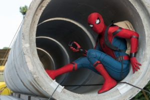 Spider Man Homecoming Movie Wallpapers