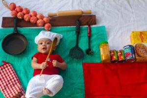 Child Food Cook Passion Photo shoot