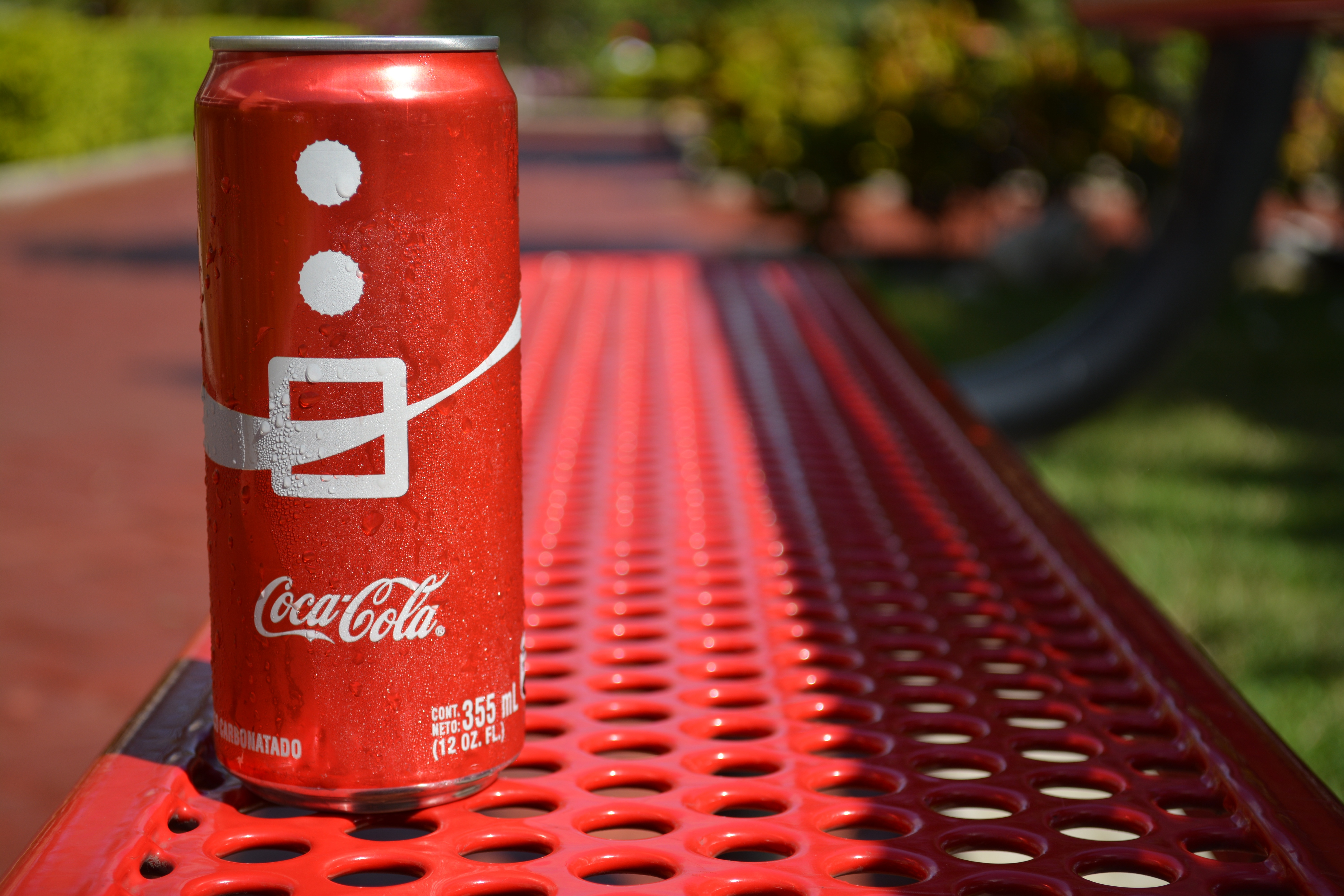 Coca cola Drink Bank Drops