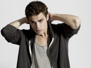 Paul wesley Actor Boy Stylish Attractive Pose Sport
