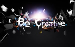 Sign Light Creativity Mood Background