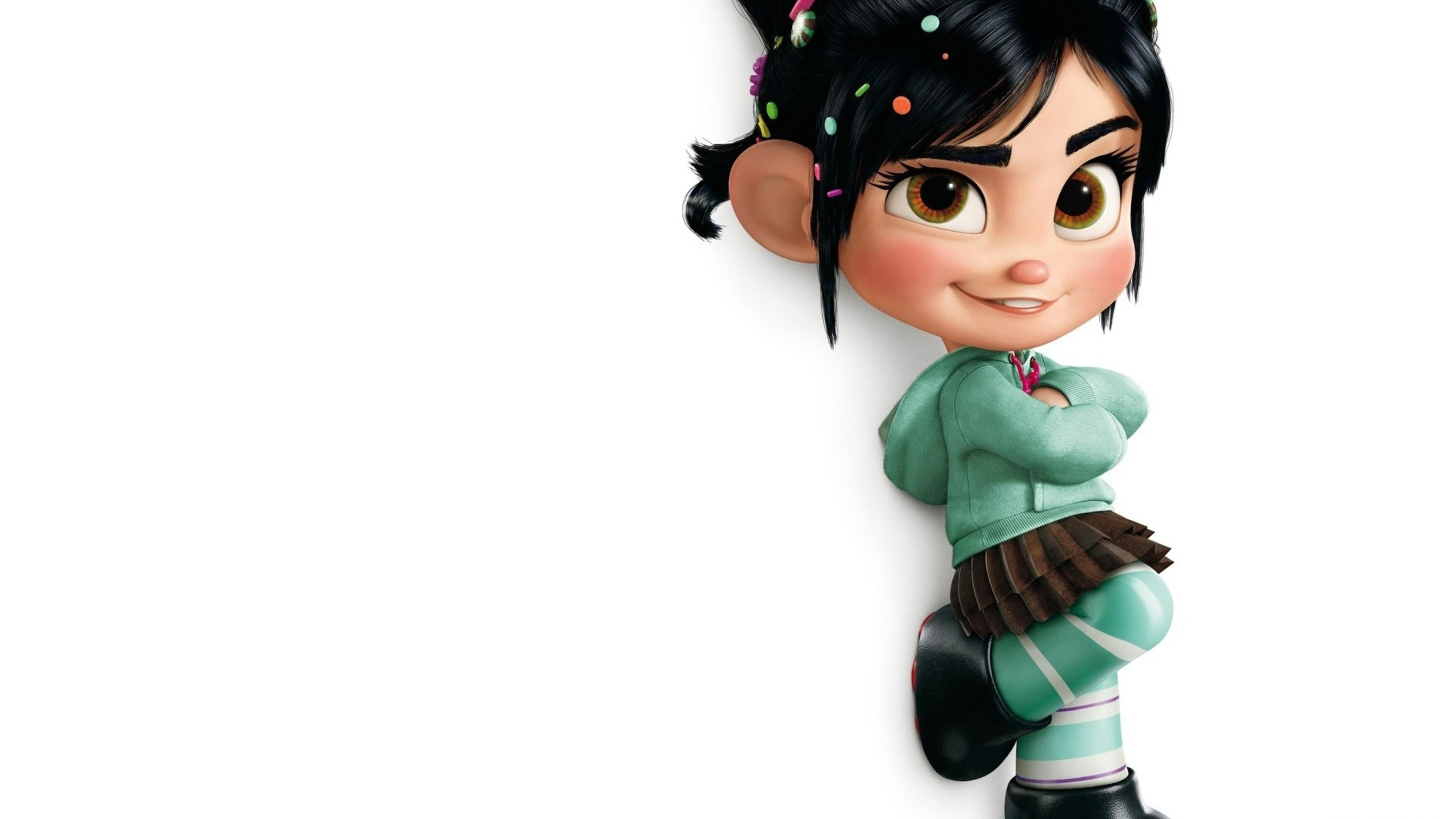 vanellope_wreck_it_ralph-3840x2160