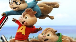 Alvin Simon Theodore Alvin and the chipmunks The road chip