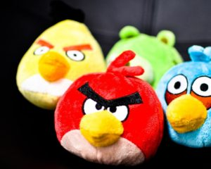 Angry birds Toys Collection
