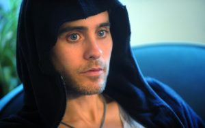 Jared leto Celebrity Actor Singer Blue Hood