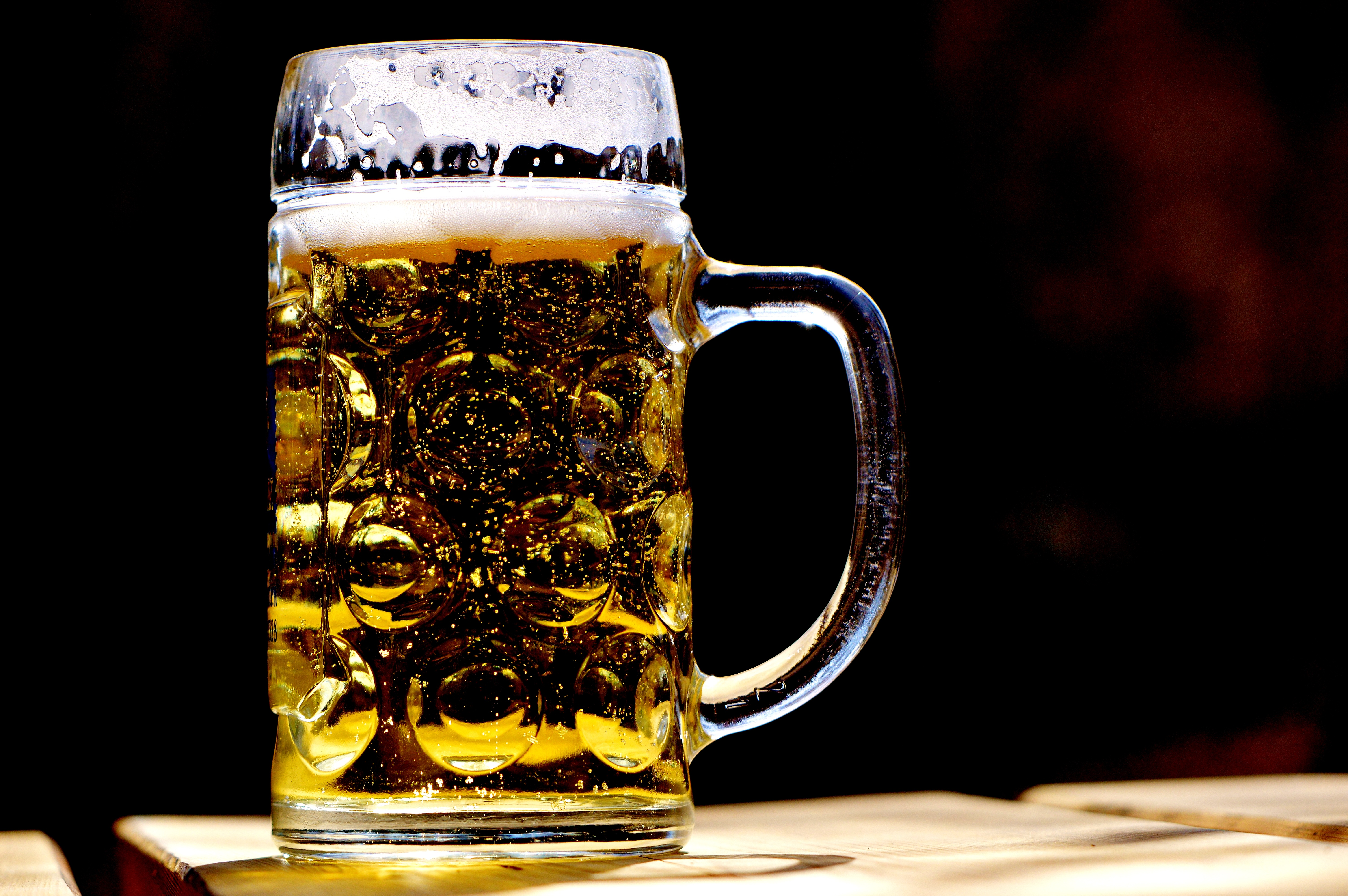 Beer, Mug, Refreshment, Beer Mug