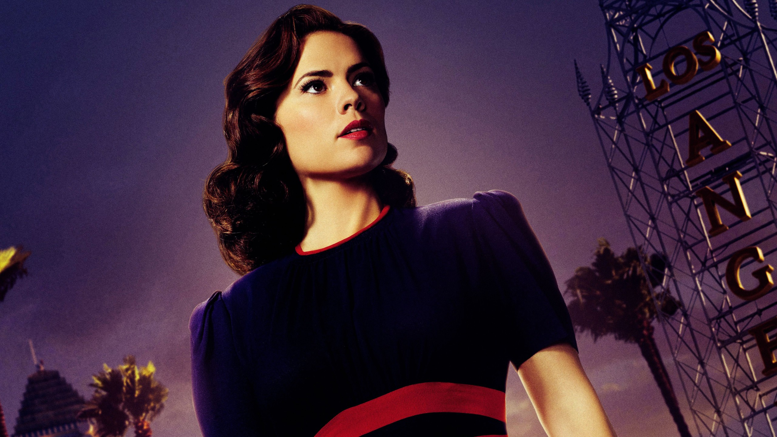 Hayley Atwell Marvels Agent Carter