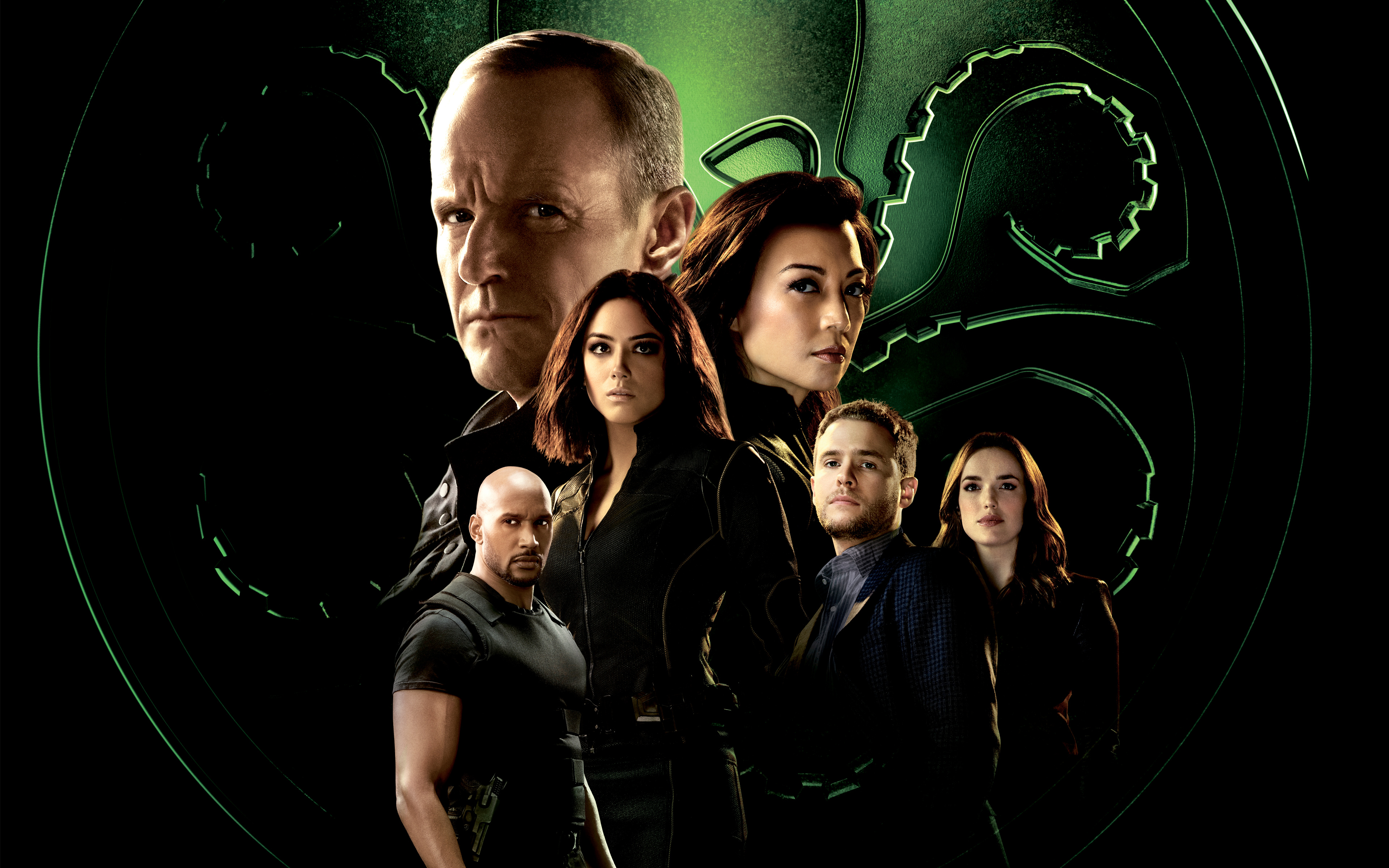 Marvel Agents of SHIELD 4K 8K 2017 Wallpapers