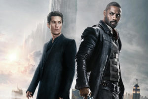 he Dark Tower Matthew McConaughey Idris Elba 4K 8K