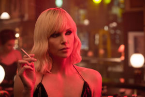 Charlize Theron Atomic Blonde HD Movies
