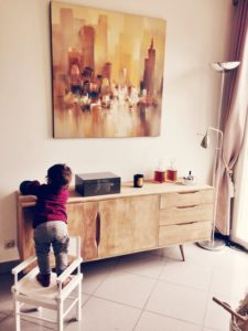 architecture baby cabinet