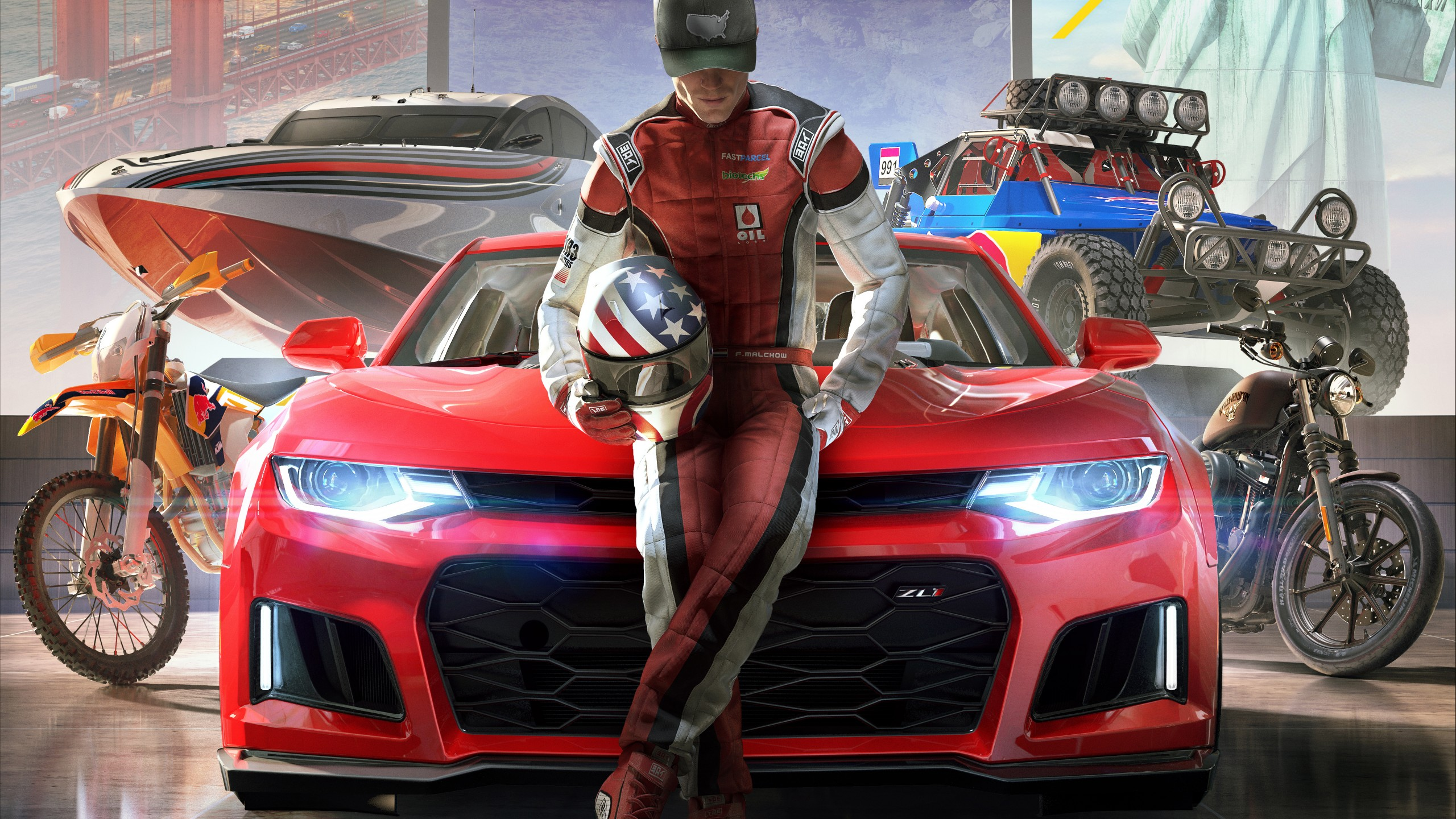 The Crew 2 2018 Game