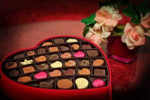 Valentine'S Day Chocolates Candy