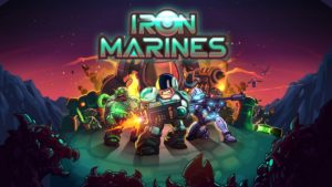 Iron Marines Game 5K Wallpapers