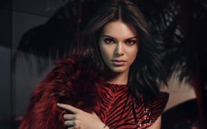 Kendall Jenner for Daniel Wellington
