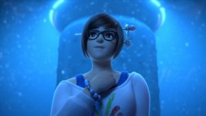 Mei Overwatch Rise and Shine 4K