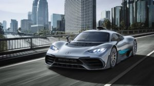 Mercedes AMG Project One HD 4K