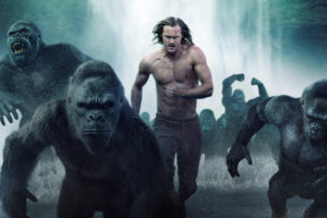 The Legend of Tarzan 4K Wallpapers