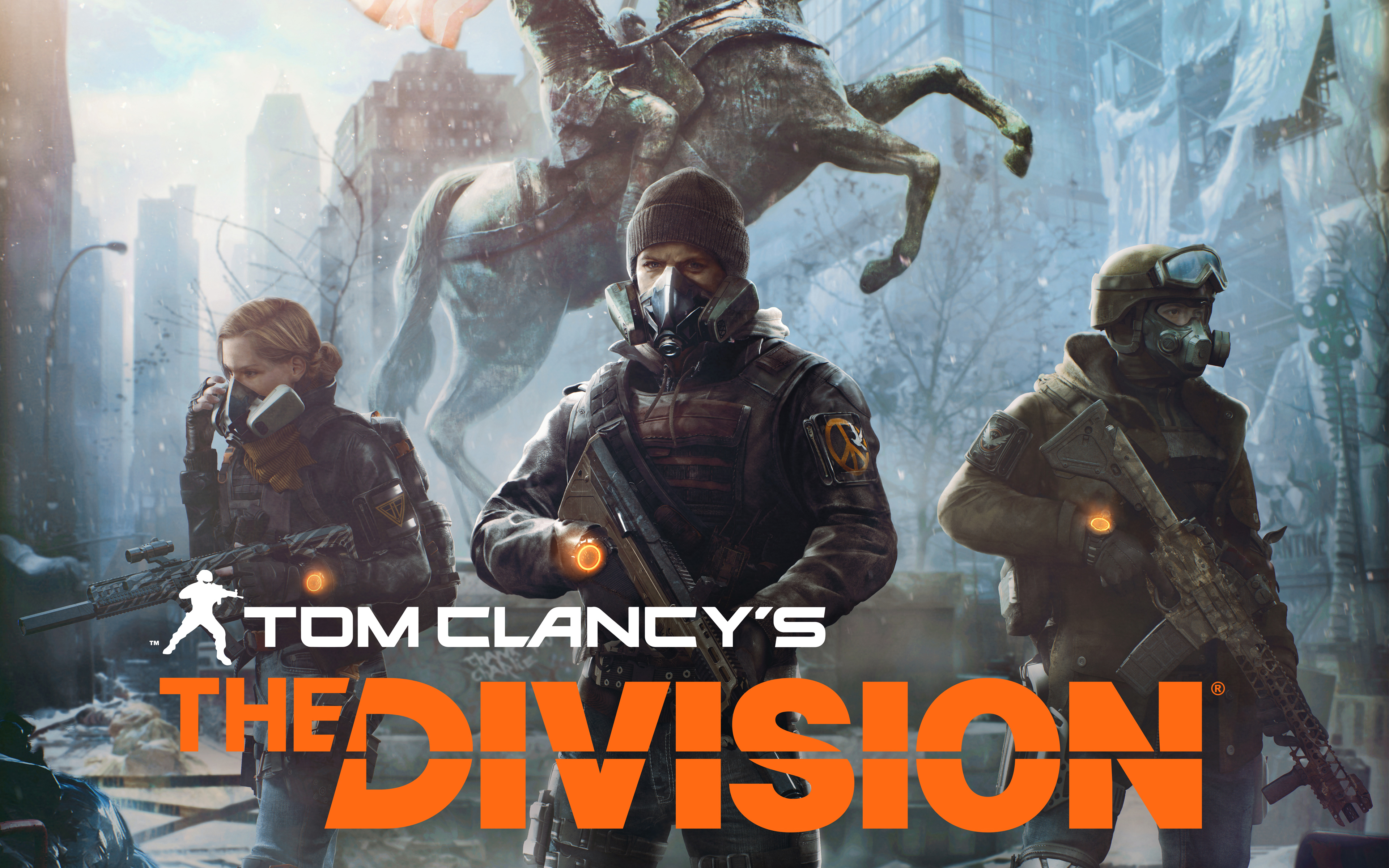 Tom Clancys The Division 2017 4K 8K
