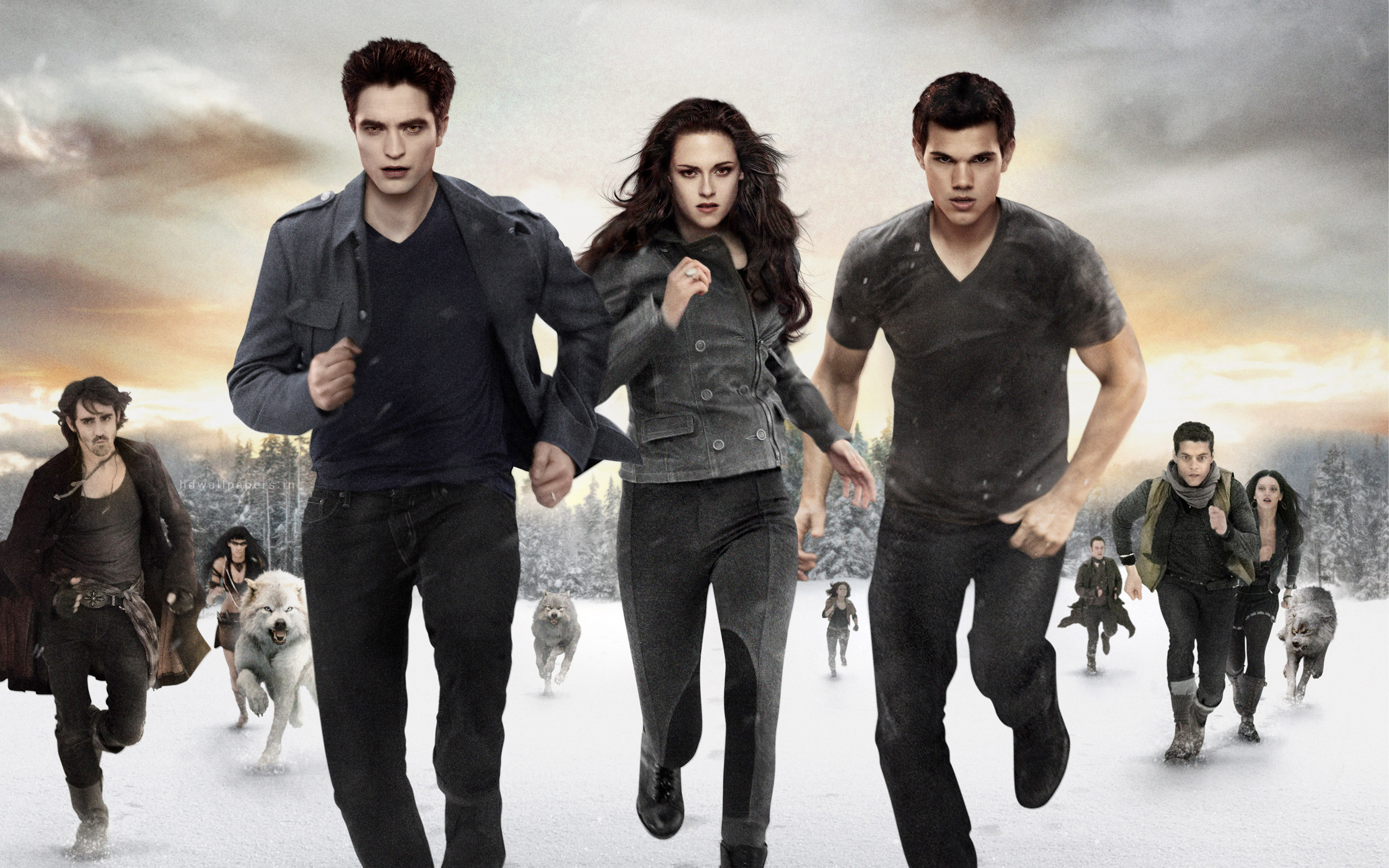 Twilight Breaking Dawn Part 2 Wallpapers