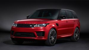 2017 Range Rover Sport Autobiography 4K Wallpapers