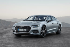 2018 Audi A7 Sportback quattro 4K Wallpapers