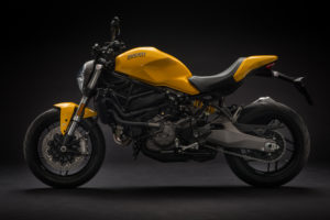 2018 Ducati Monster 821 5K Wallpapers