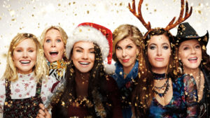 A Bad Moms Christmas 4K 2017 Wallpapers
