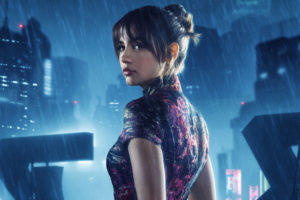 Ana de Armas as Joi in Blade Runner 2049 4K Wallpapers