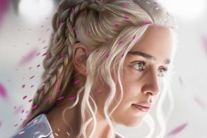 Daenerys Targaryen Artwork 4K Wallpapers