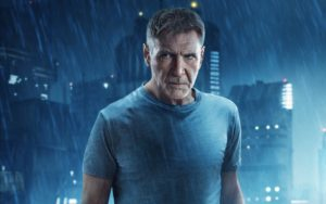 Harrison Ford as Rick Deckard Blade Runner 2049 4K