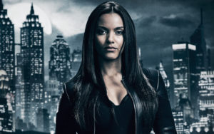 Jessica Lucas as Tabitha Galavan in Gotham Wallpapers