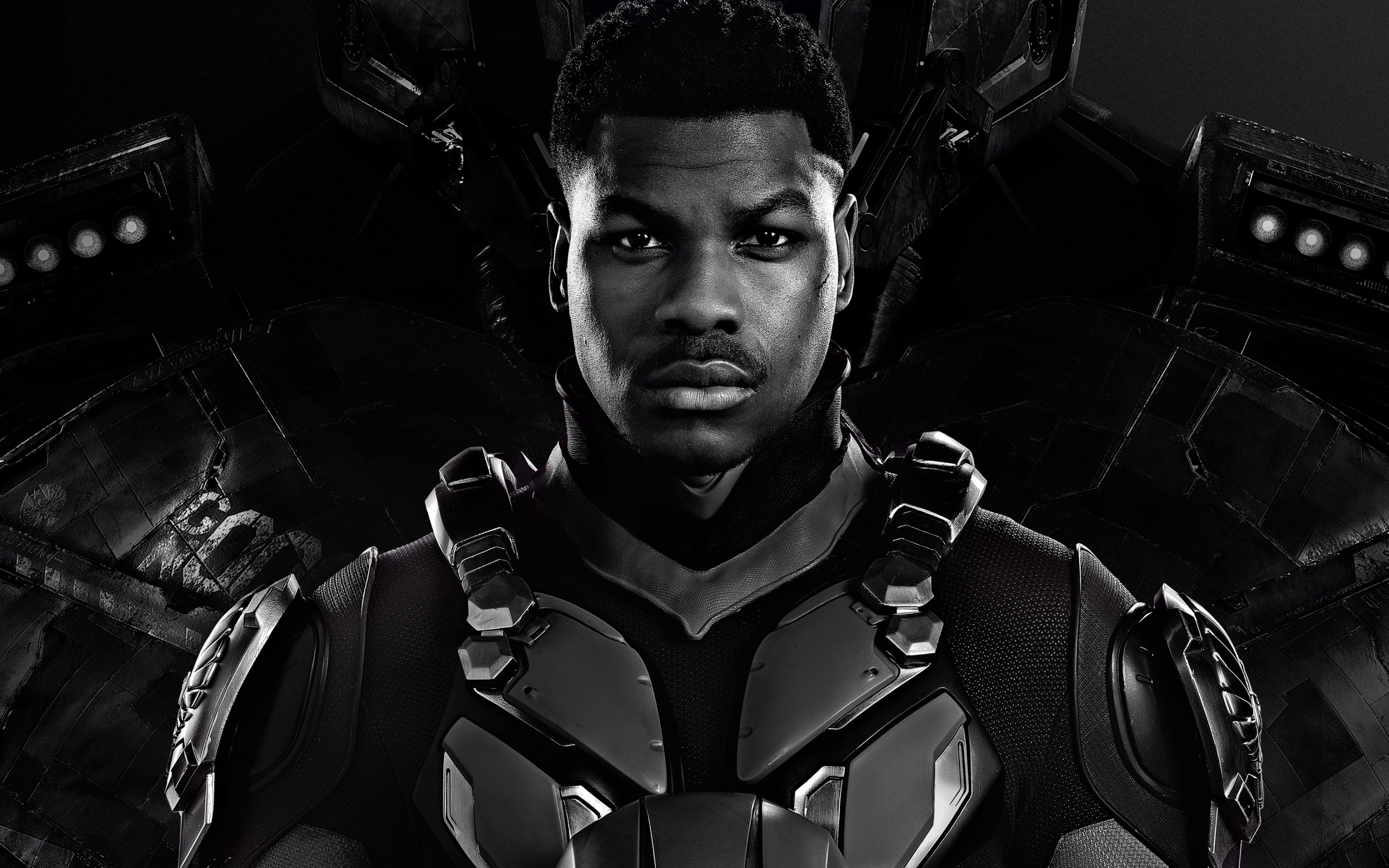 John Boyega in Pacific Rim 2 Uprising 2018
